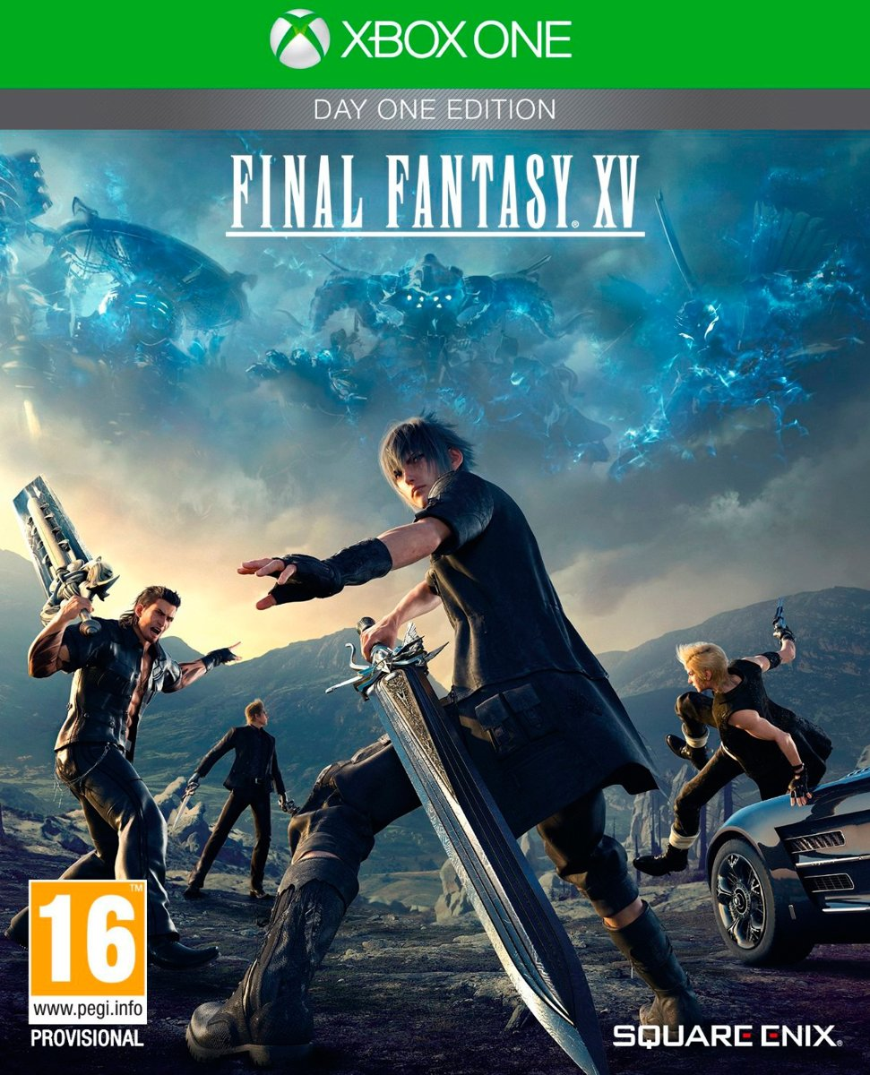 Final Fantasy XV Day-One Edition Xbox One
