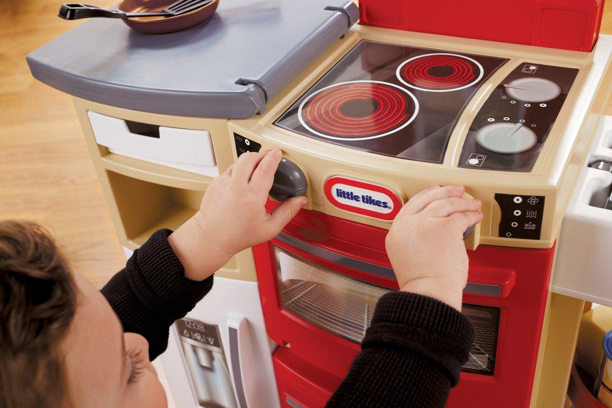 Little Tikes Keuken : Bol.com little tikes koken en opberg keuken rood little tikes