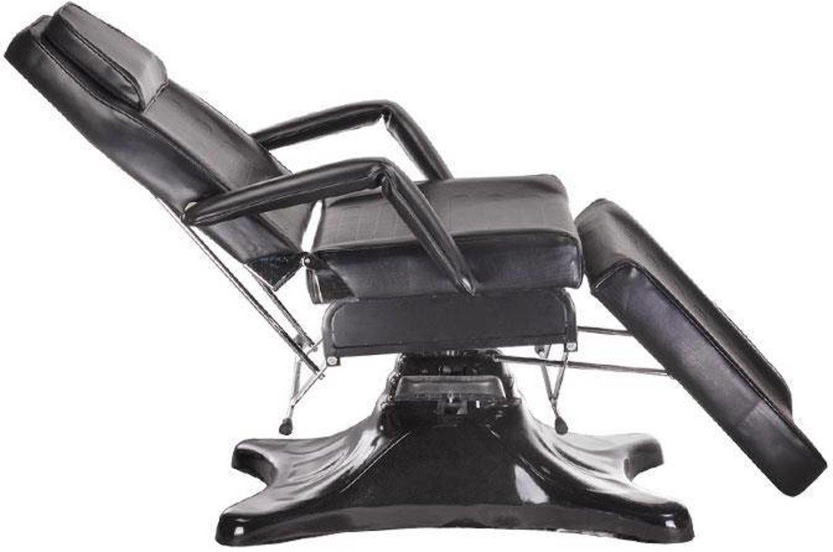 Elektrische Pedicure Stoel : Bol.com mega beauty shop® behandelstoel pedicurestoel zwart