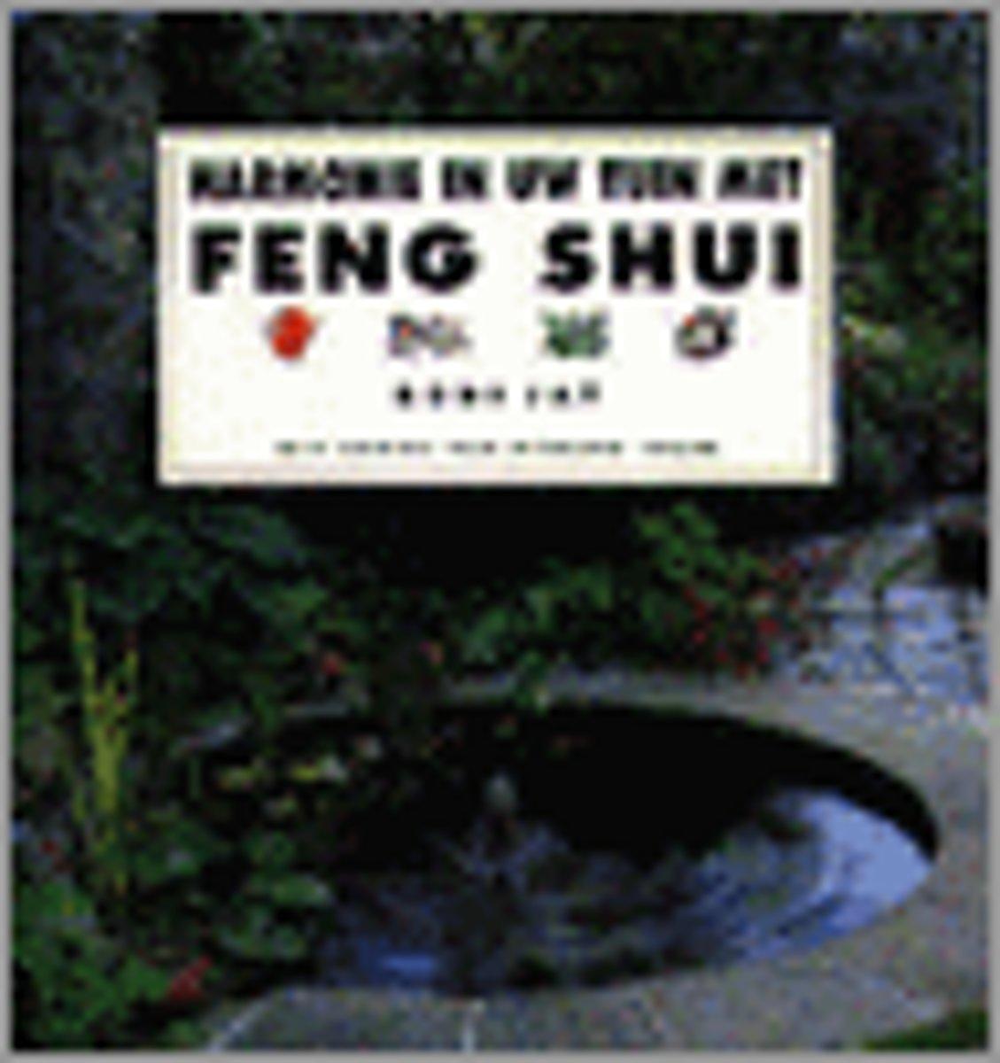 Harmonie in je tuin met feng shui