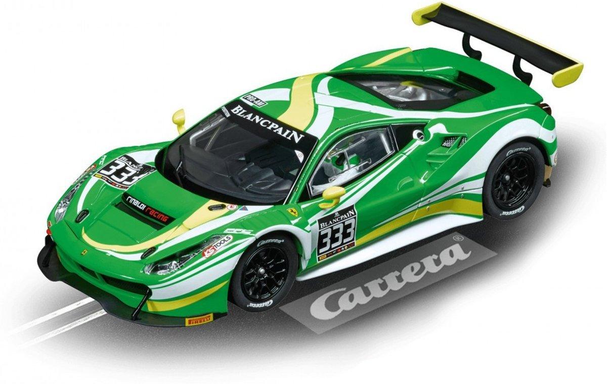 """Carrera DIG132 Ferrari 488 GT3 """"Rinaldi Racing, No.333"""" - Racebaanauto"""