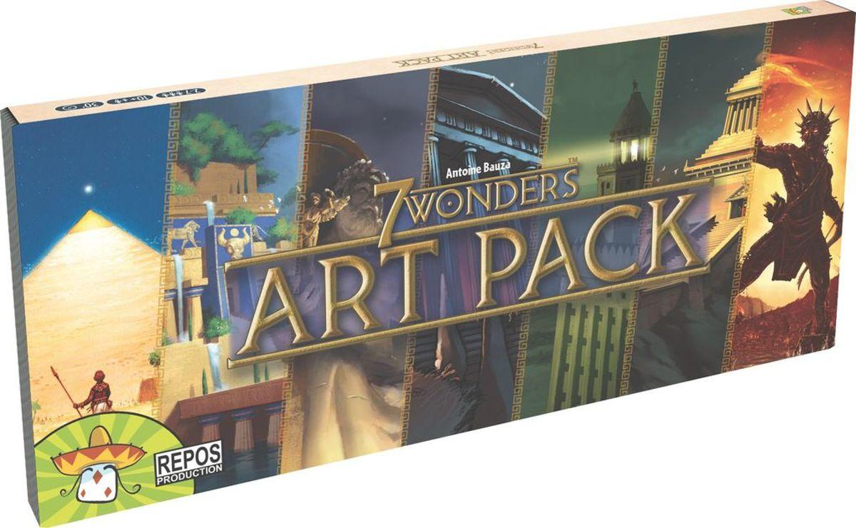 7 Wonders Art Pack