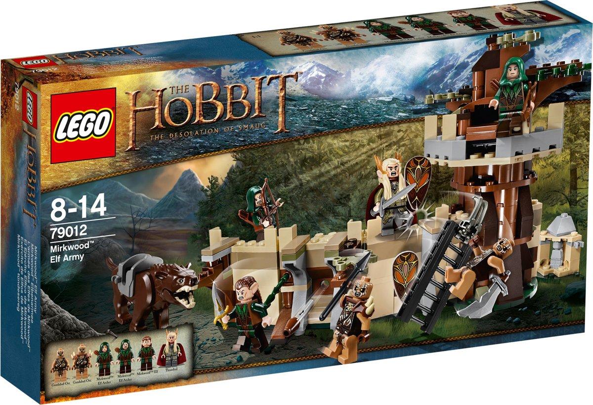 LEGO The Hobbit Mirkwood Elfenleger ? 79012