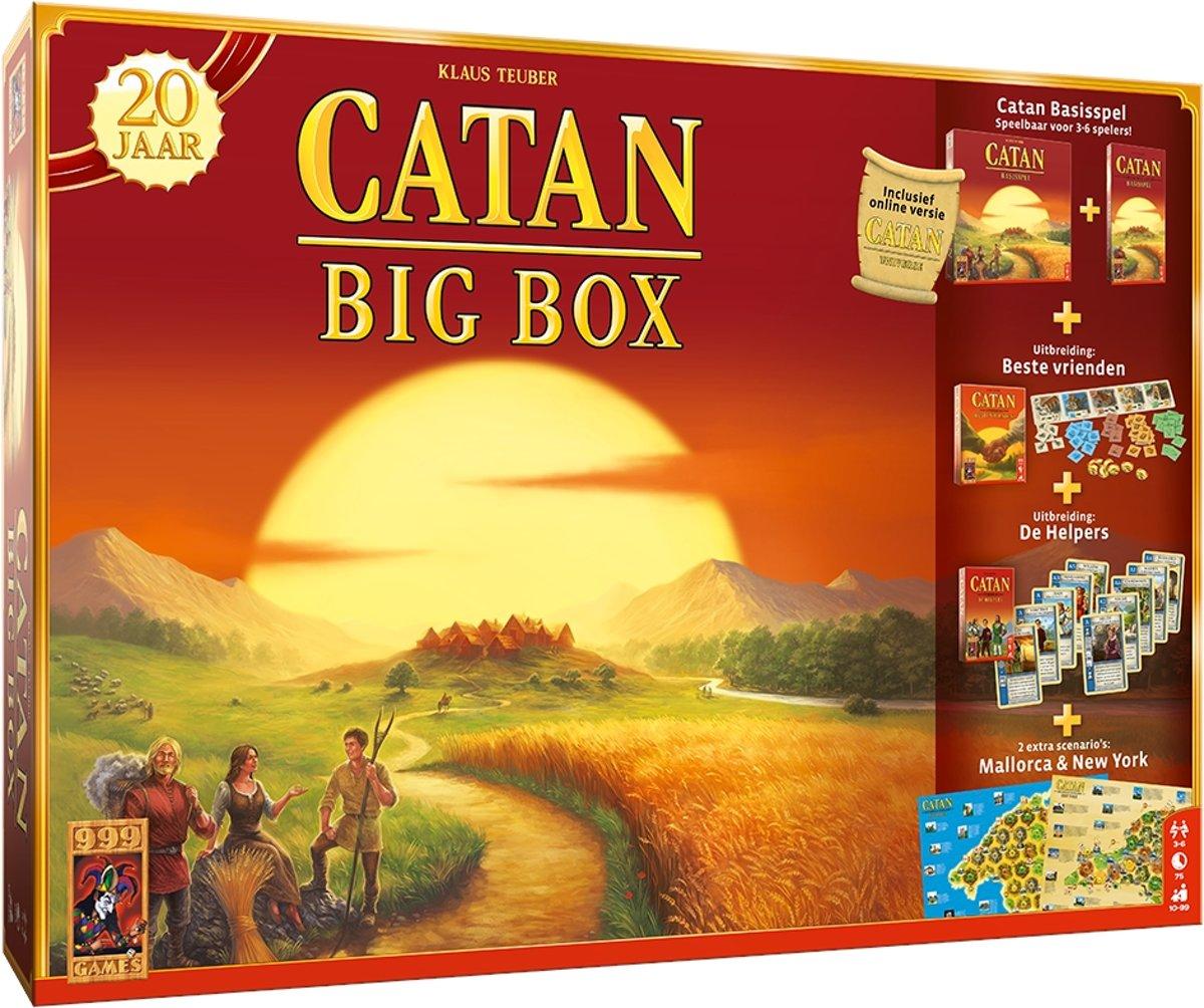 Catan: Big Box Jubileumeditie Bordspel