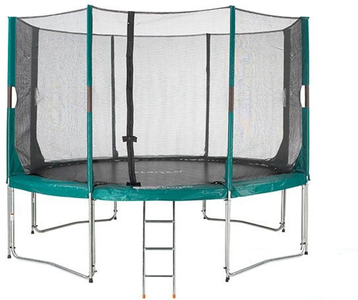 Etan Hi-Flyer Trampoline - 370 cm - Inclusief Veiligheidsnet