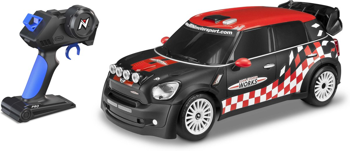Nikko Mini Countryman WRC - Bestuurbare auto
