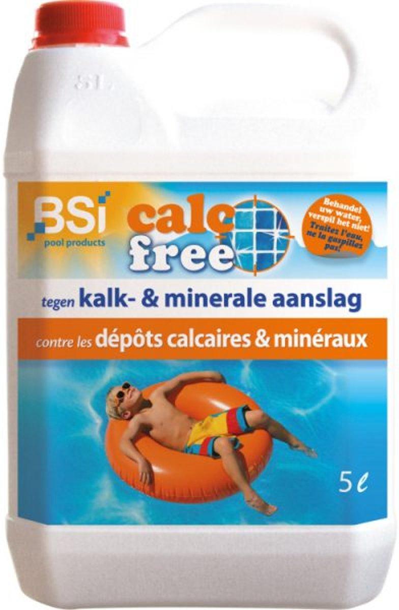 Calc free 5 L - waterbehandeling tegen kalk en roest