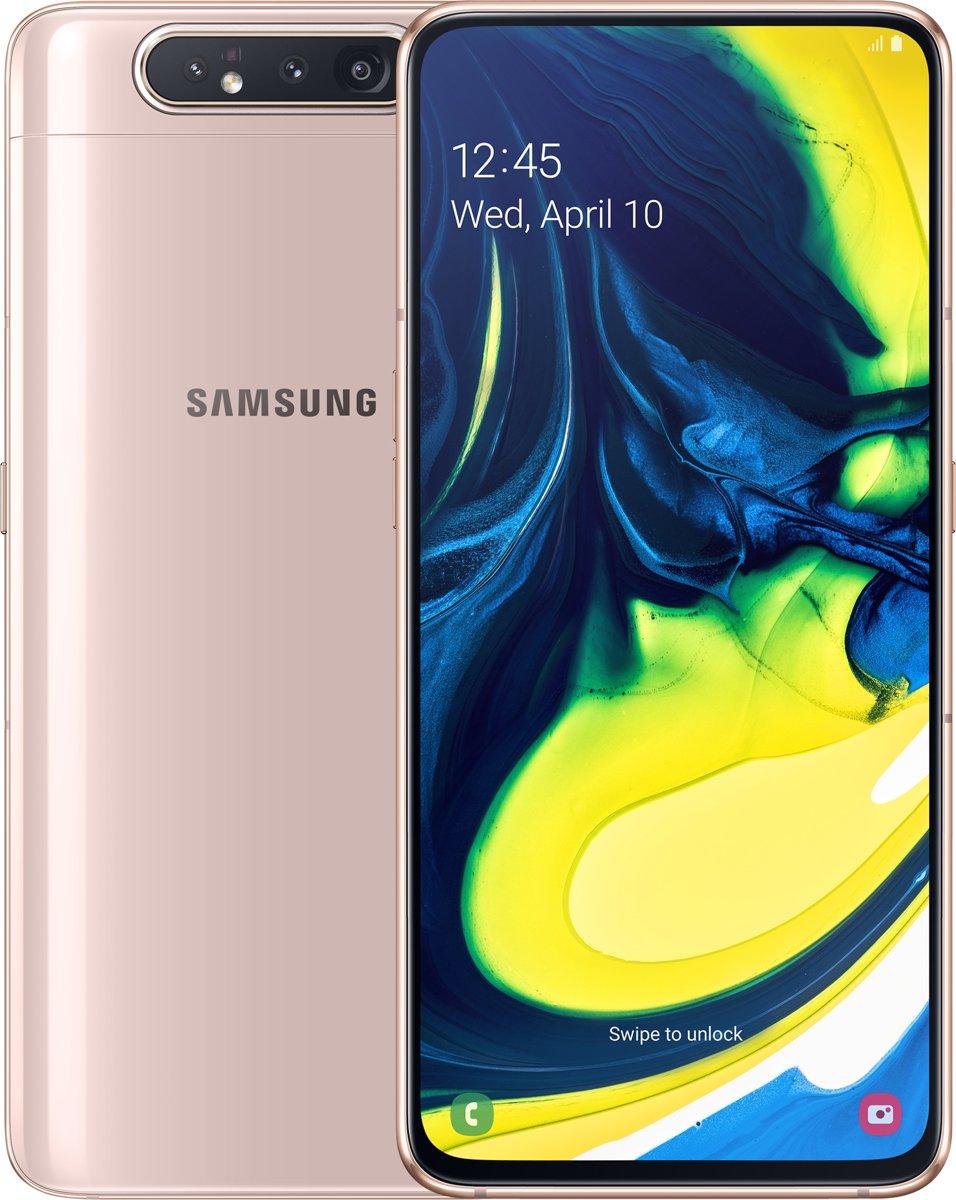 Samsung Galaxy A80 - 128GB - Goud kopen