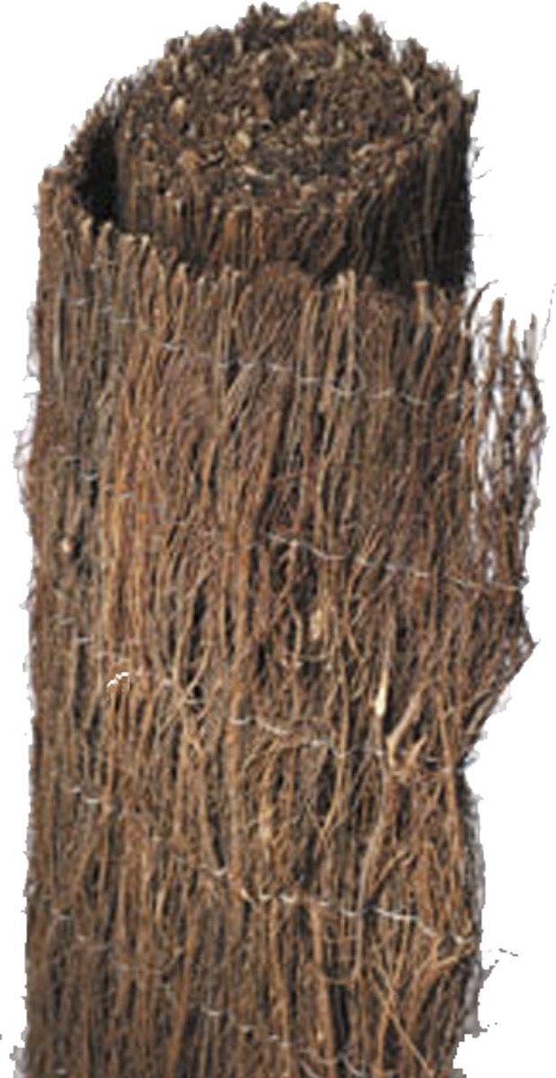 Heidemat (fijn) op rol hoogte 175 cm lengte 500 cm - Tuinafscheiding kopen