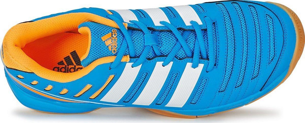 | Adidas Handbalschoenen Essence 11 Heren Blauw Maat