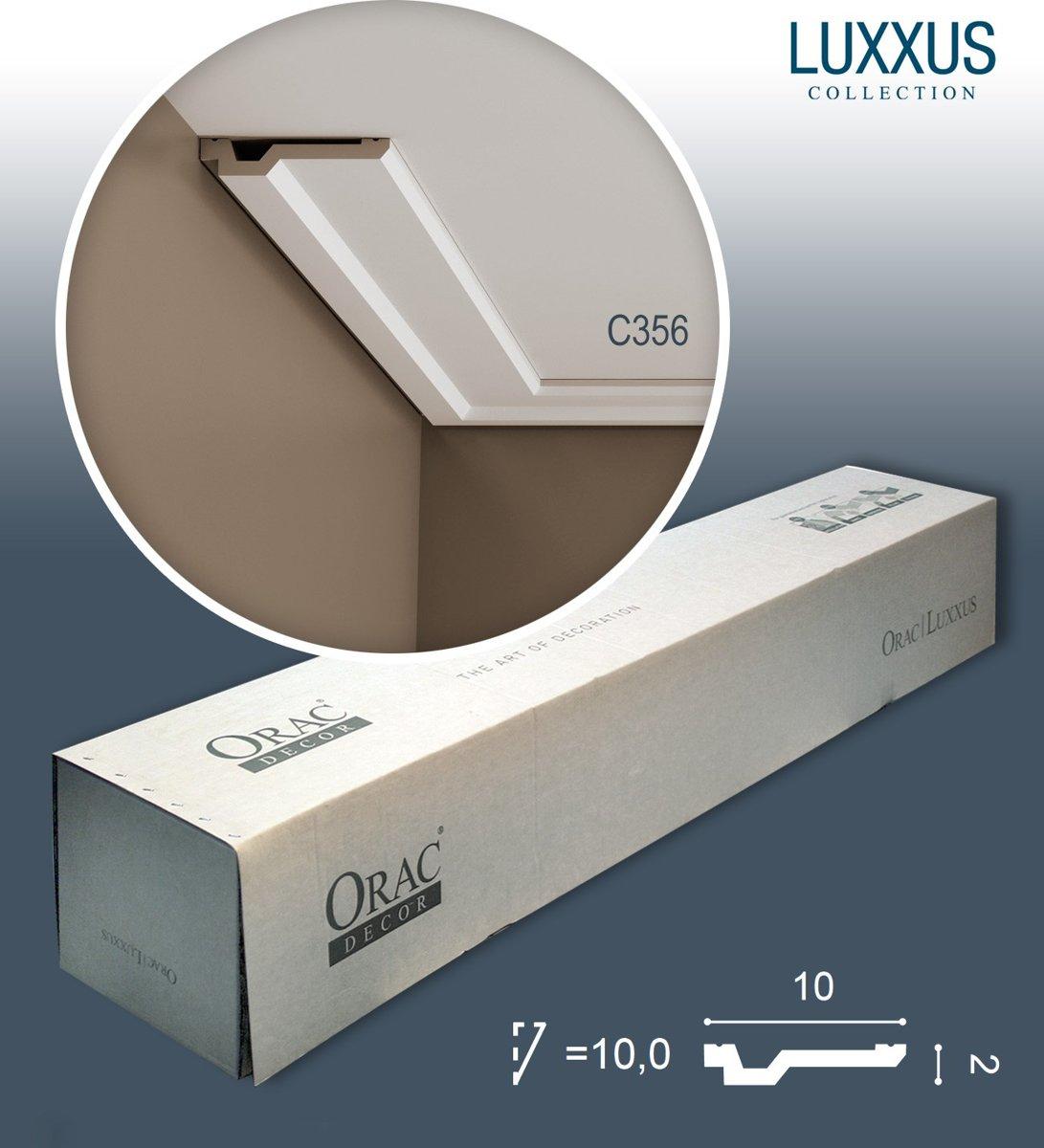 1 doos 14 Plafondlijsten Origineel Orac Decor C356 LUXXUS Kroonlijsten Sierlijsten 28 m kopen