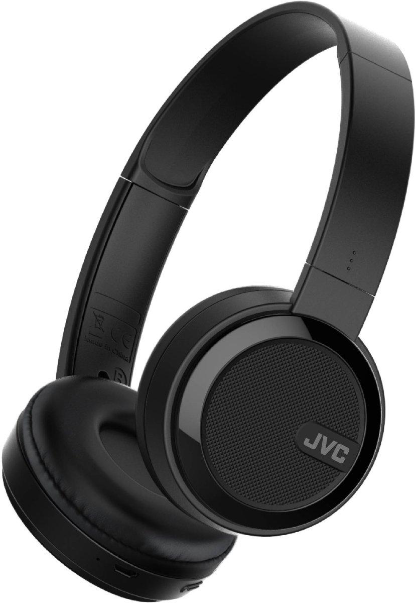 JVC HA-S40BT-B - Draadloze on-ear koptelefoon - Zwart kopen