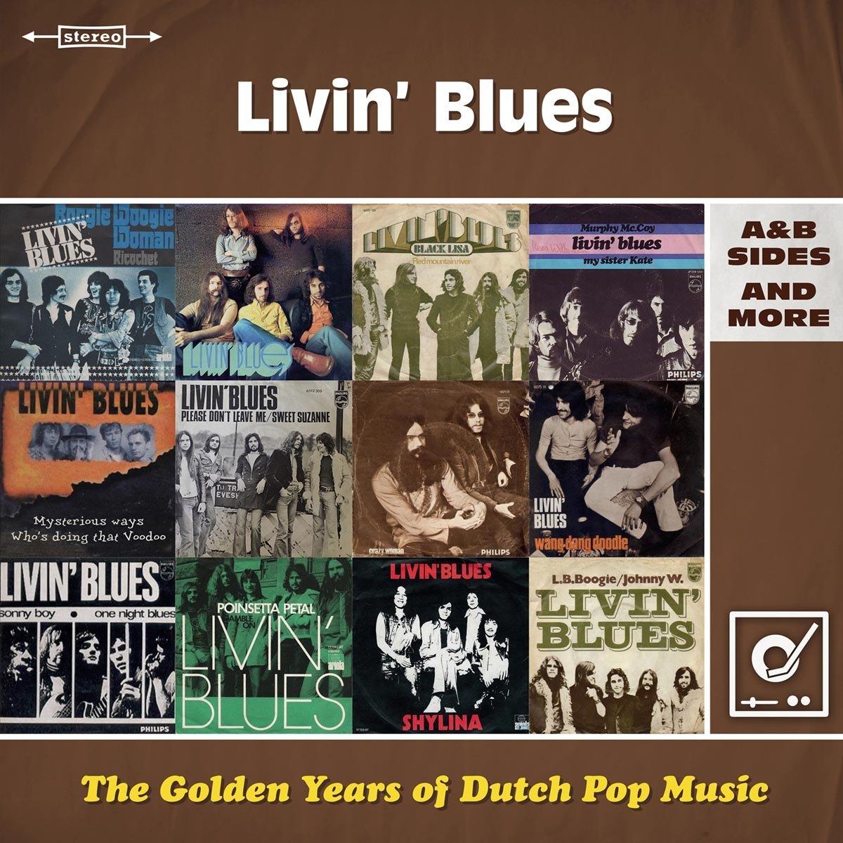 Livin' Blues - GOLDEN YEARS OF DUTCH POP   Vinyl kopen