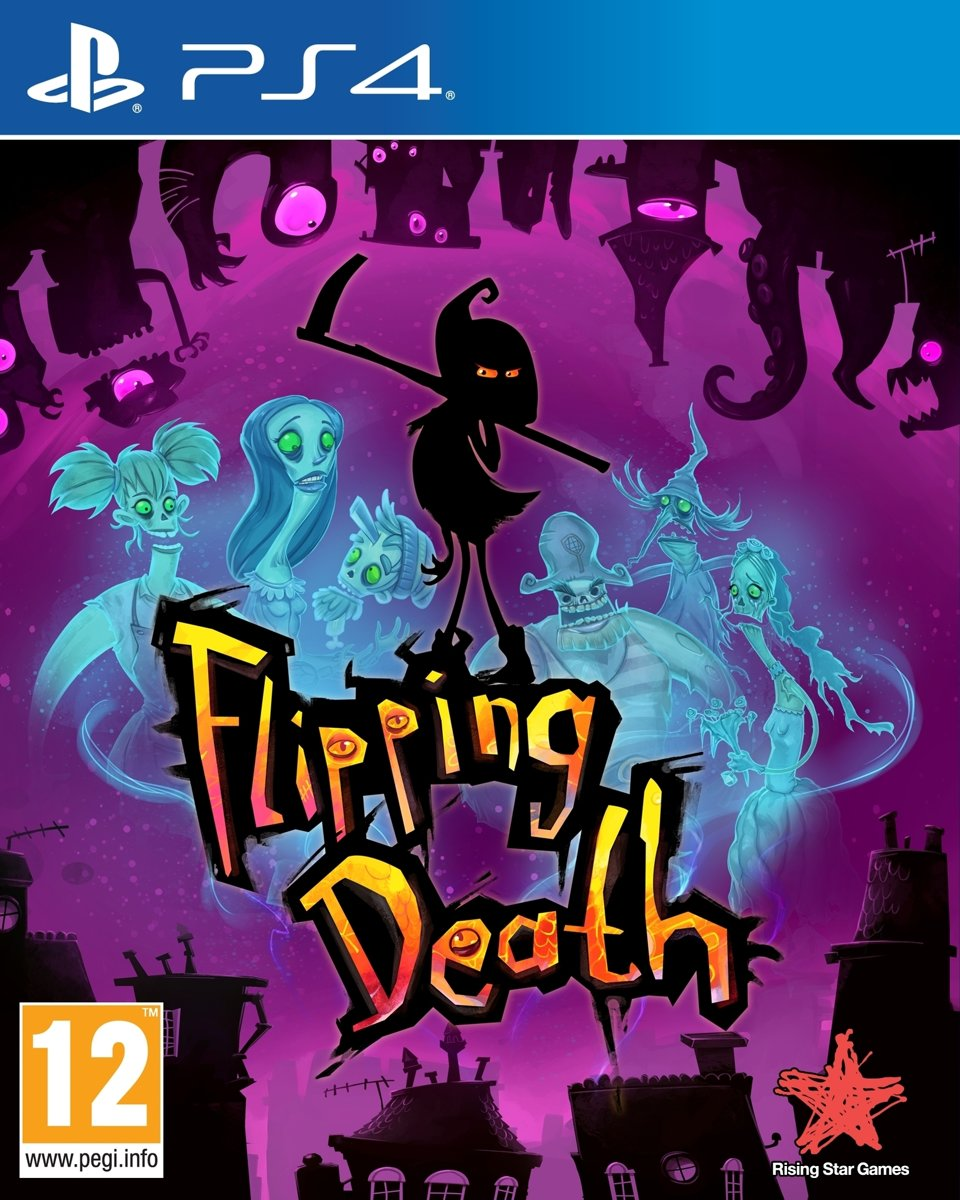 Flipping Death PlayStation 4