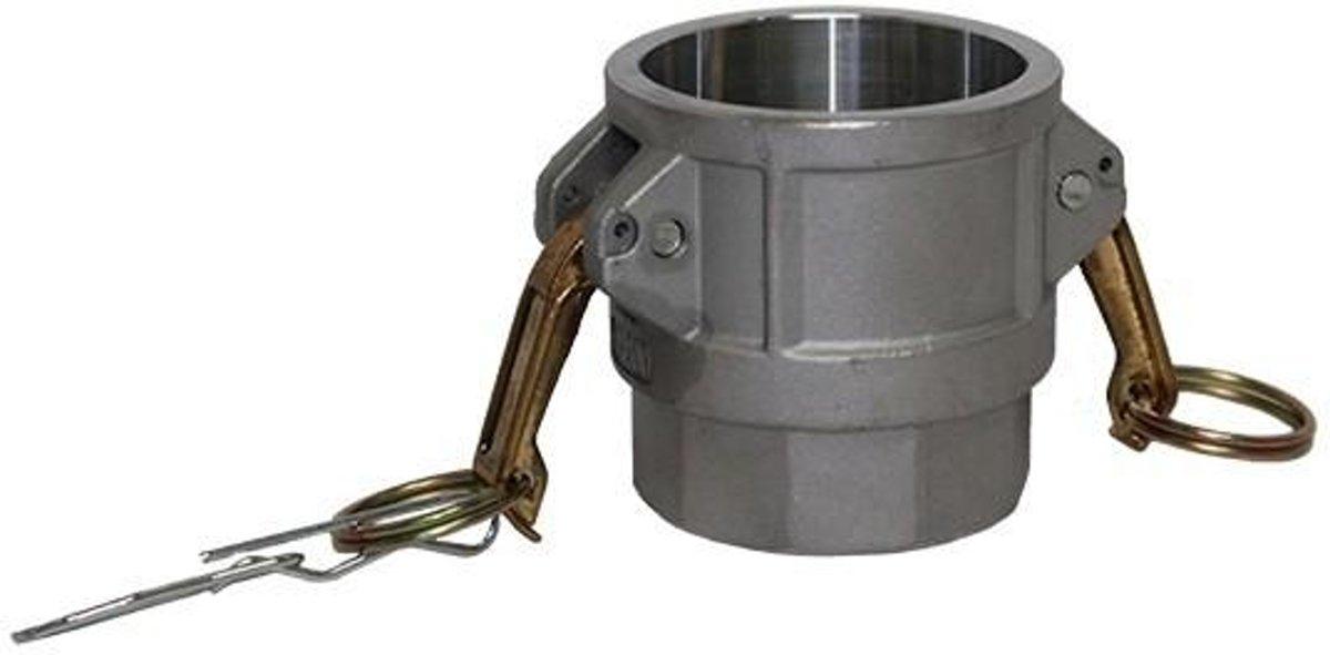 CAMLOCK D - Aluminium - 4'' - DN 100