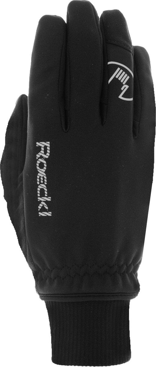 Roeckl Rax Fietshandschoenen - Maat  8 - Zwart kopen