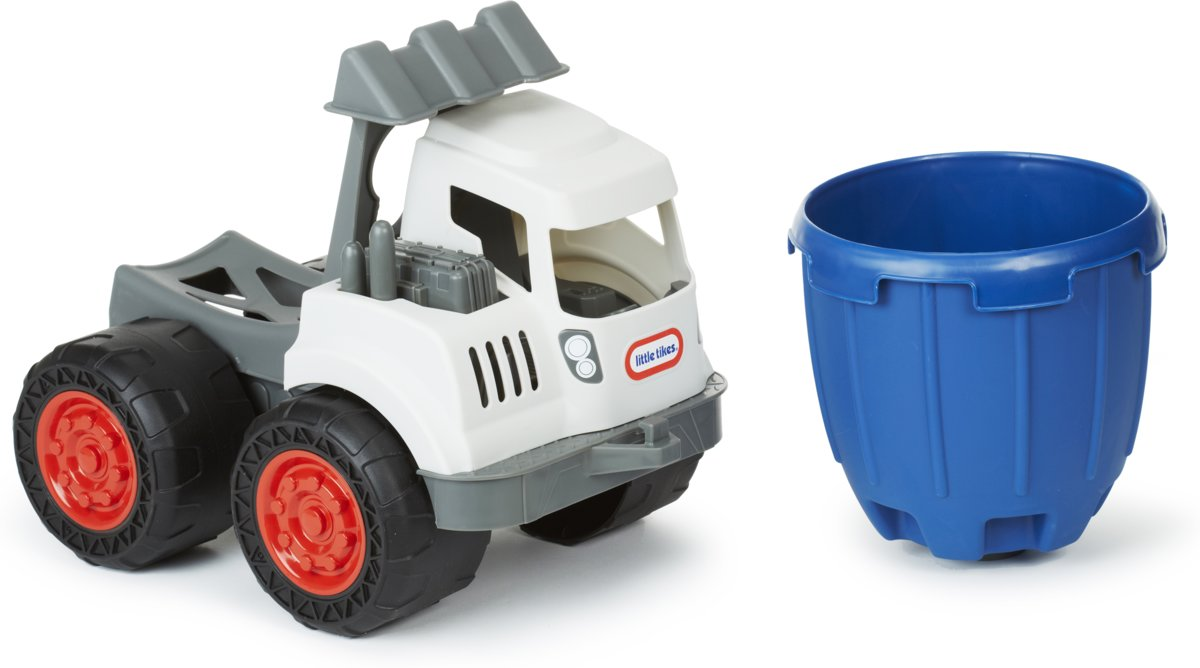 Dirt Diggers? 2-in-1 Cement Mixer
