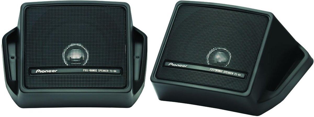 Pioneer TS-44 Speakerset 2-weg - Opbouw kopen