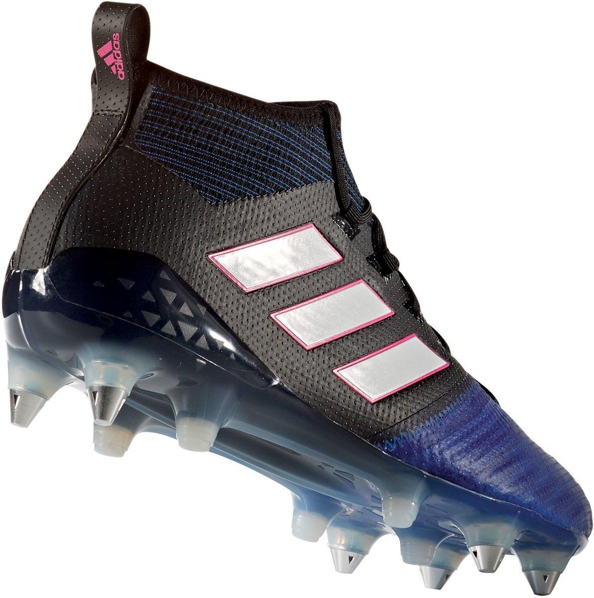 best sneakers b2c52 ac092 bol.com  adidas ACE 17.1 Primeknit Sportschoenen - Maat 41 13 - Mannen -  blauwzwart