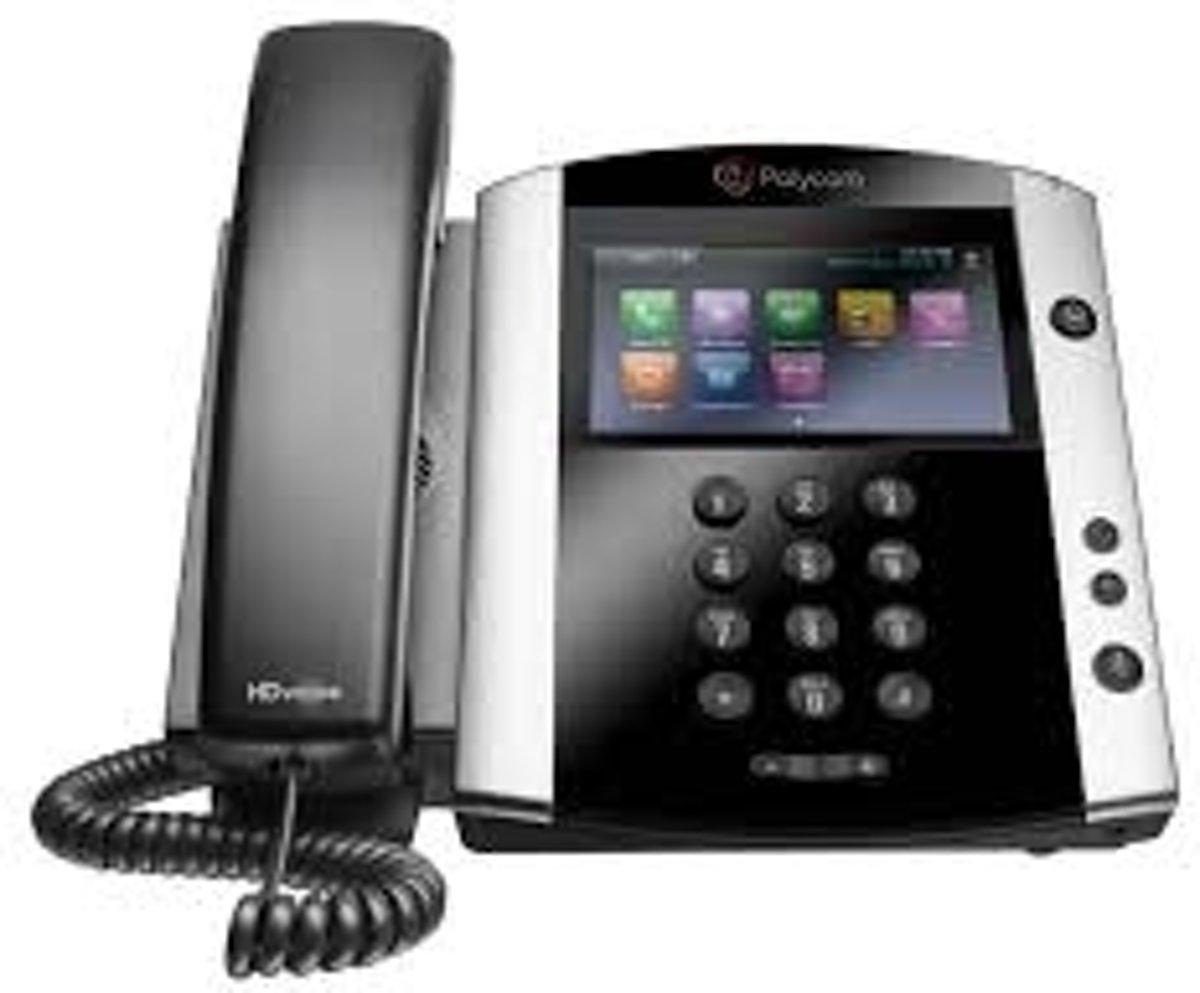MS Skype for Business VVX 601 no P/S kopen