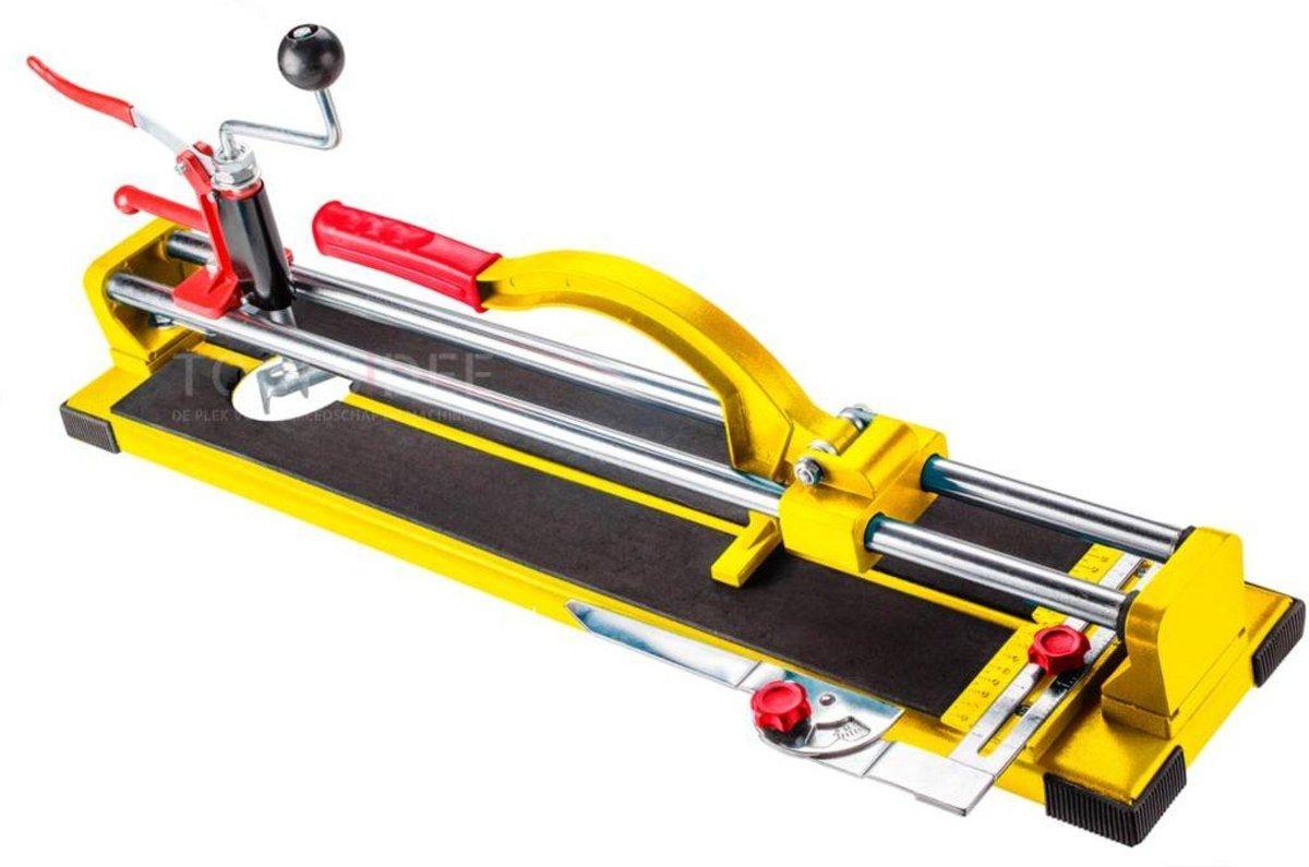 TOPEX Tegelsnijder 450 mm met Gatensnijder kopen