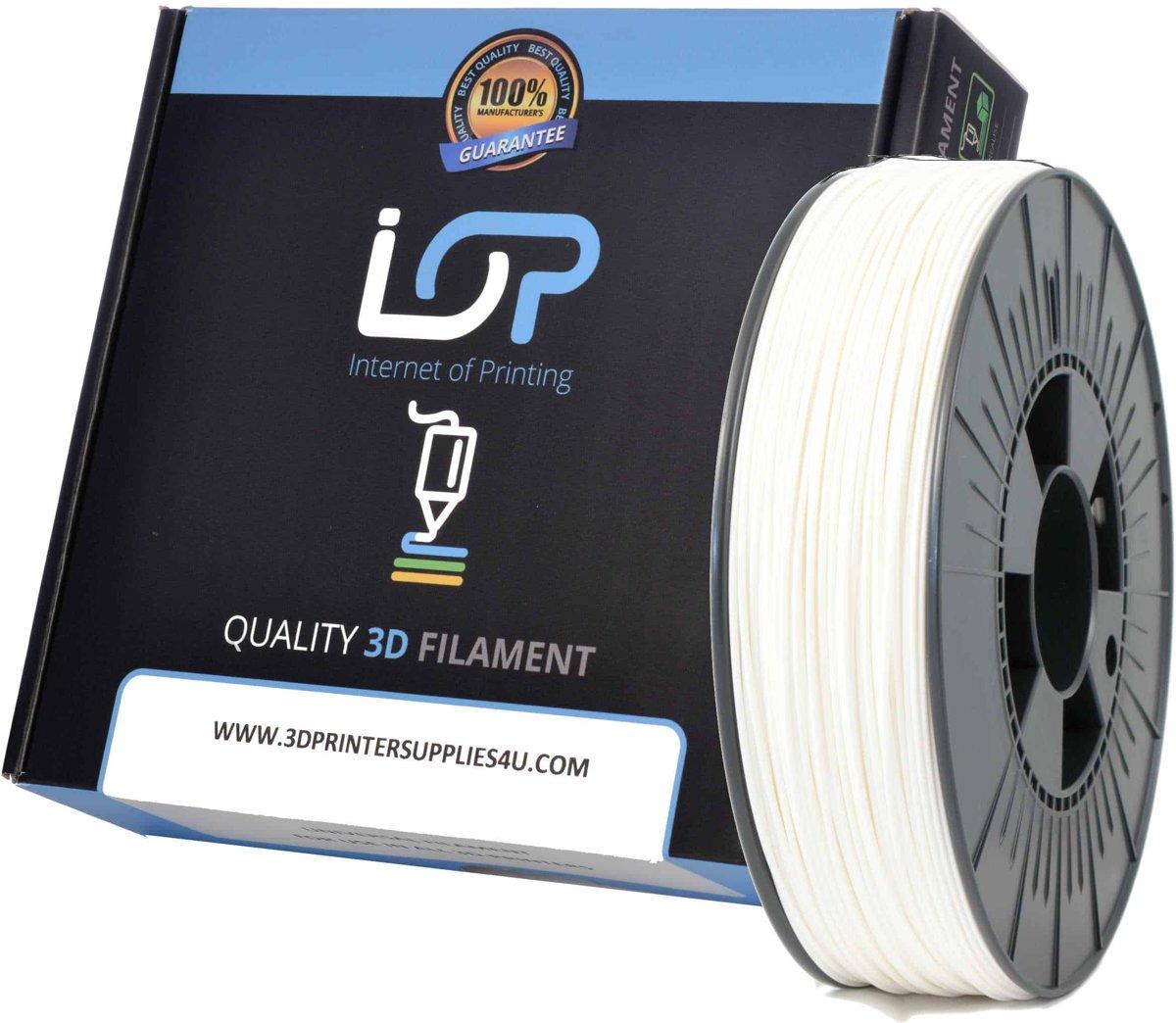 IOP PLA 1,75mm White 1kg
