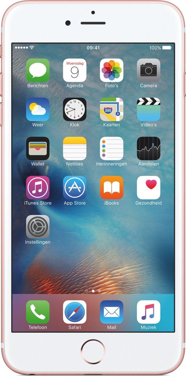 Apple iPhone 6s Plus - 16GB - Roségoud kopen