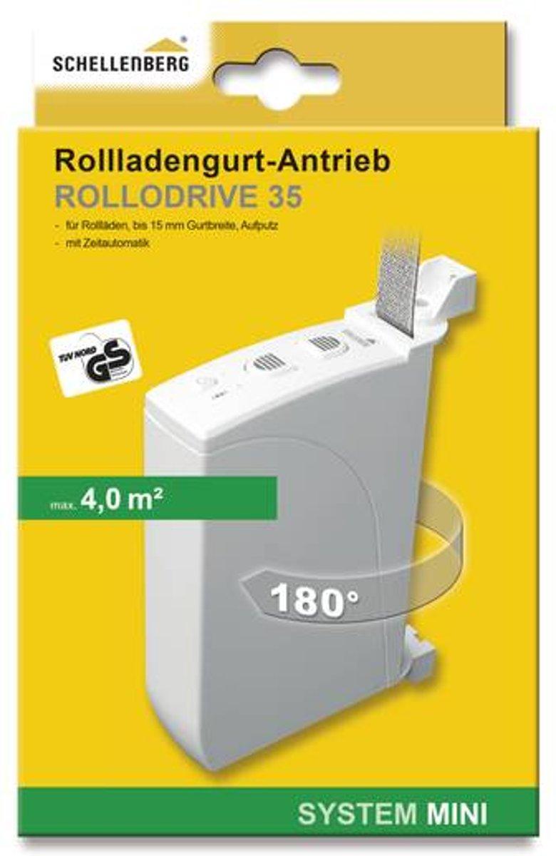Elektrisch rolluiksysteem Rollo Drive 35, wandmontage kopen