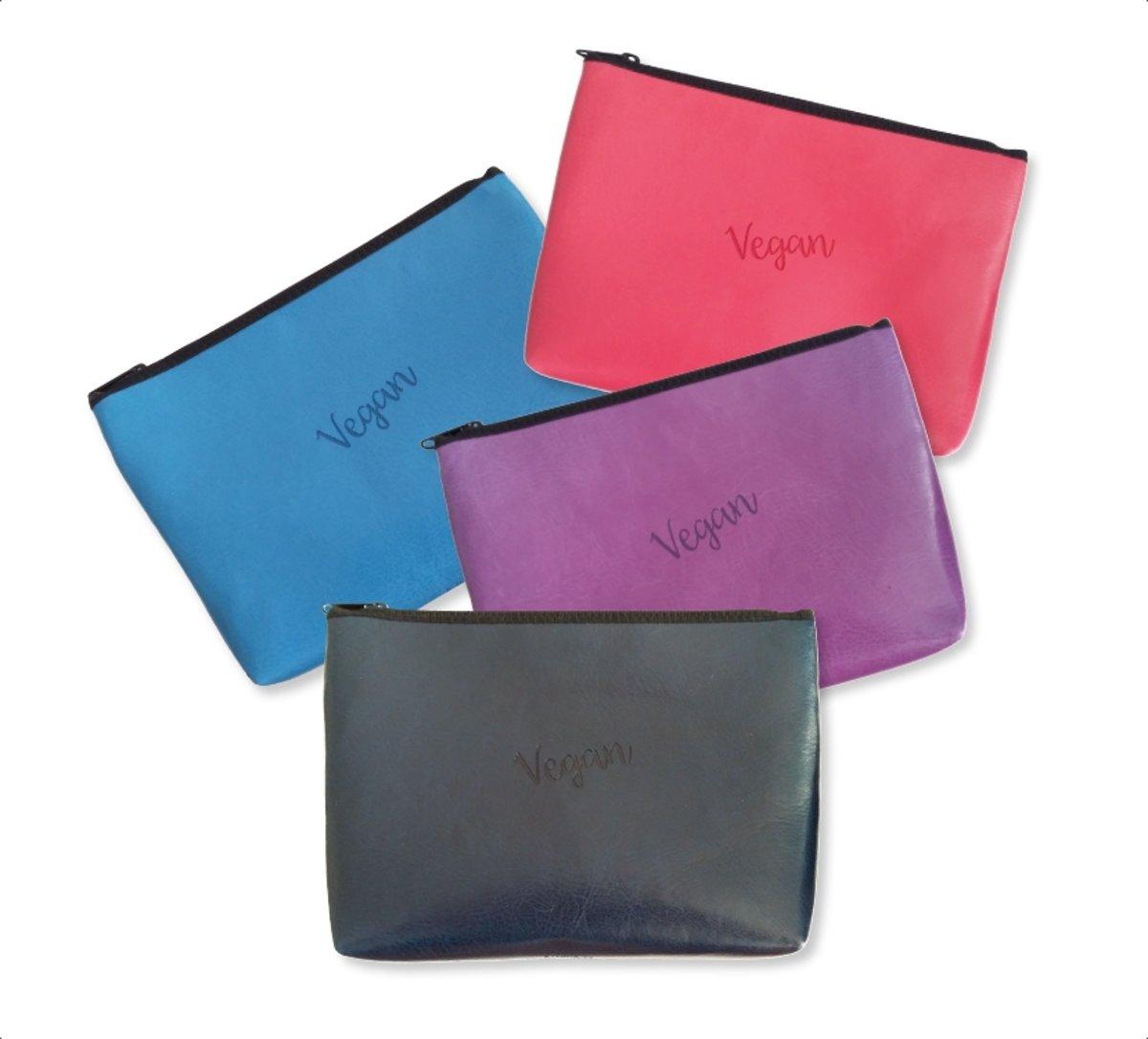 Make up tasje - Roze | Beauty Case - Pink | Vegan Collection kopen