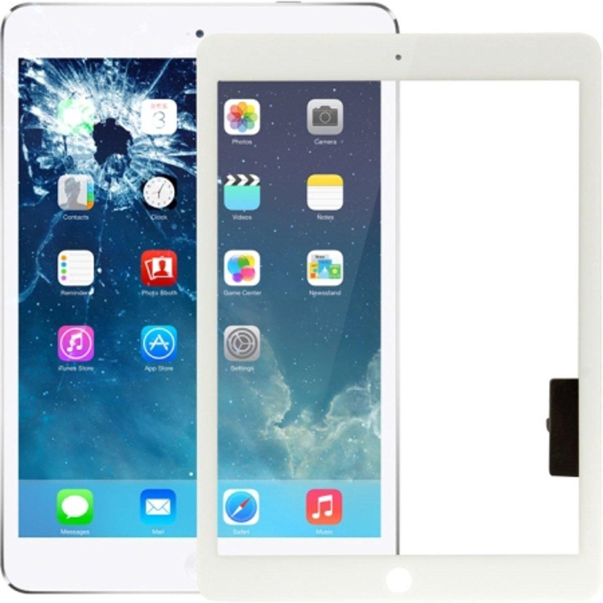 iPad Air scherm digitizer touchscreen Wit (Reparatie onderdeel) kopen