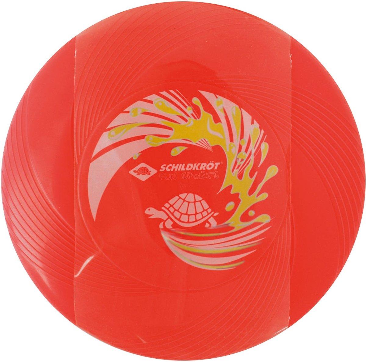 Donic Schildkröt Frisbee 25 Cm Rood