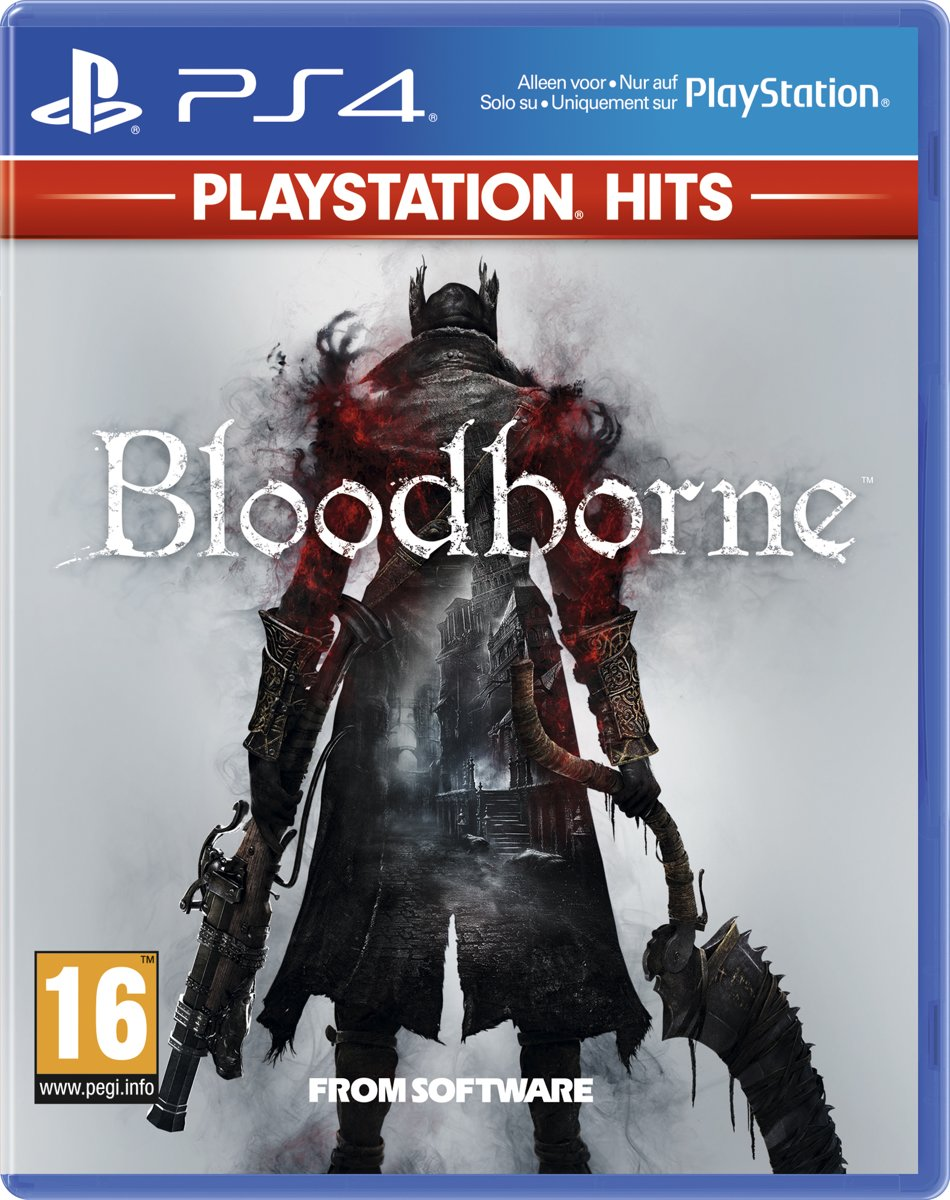 Bloodborne - PlayStation Hits PlayStation 4