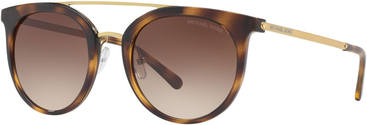 Michael Kors Ila Dark Tortoise Zonnebril 0MK2056 327013 50 - Tortoise kopen