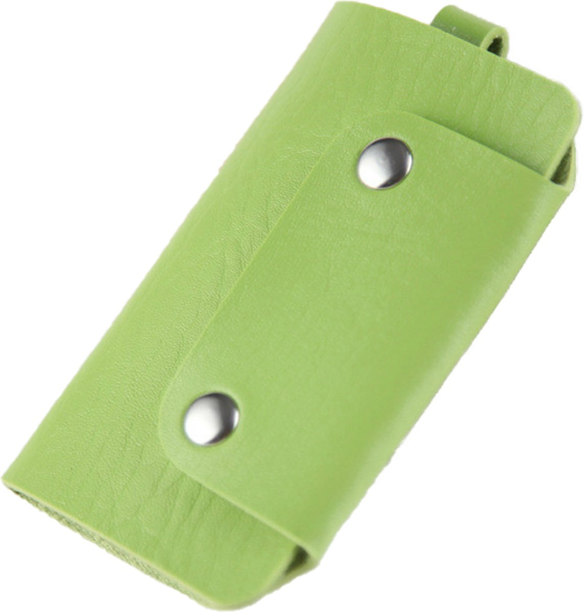 ZILOU Sleuteletui - Sleuteltasje - Key Wallet Compact - Kunstleer - Groen kopen