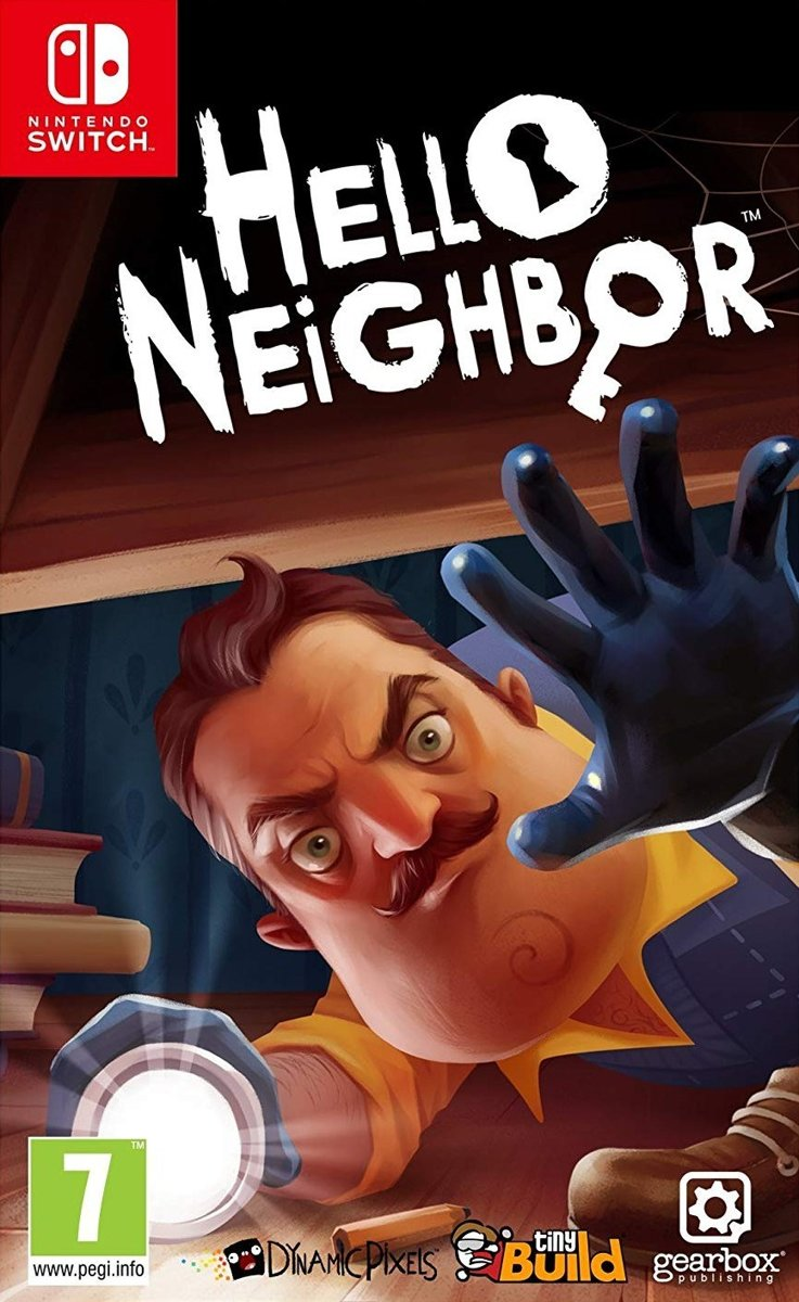 Hello Neighbor Switch