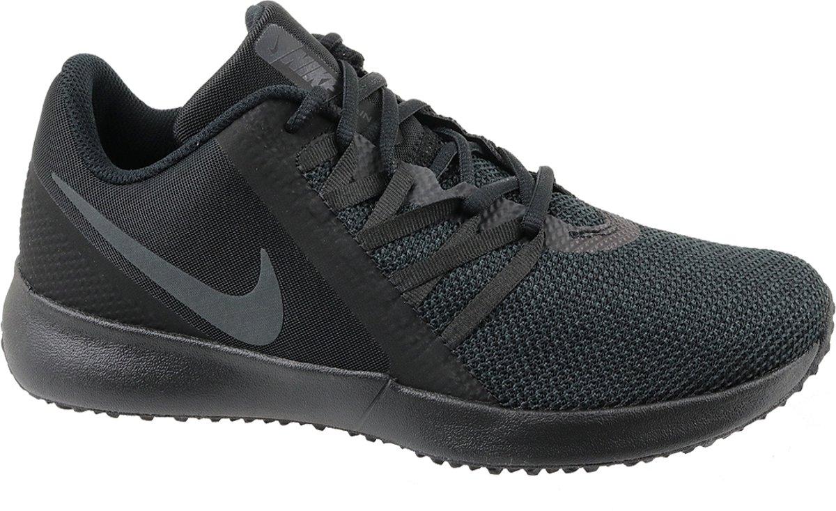timeless design bec71 c0e8f bol.com | Nike Varsity Complete Trainer AA7064-002, Mannen, Zwart,  Sportschoenen maat: 44 EU
