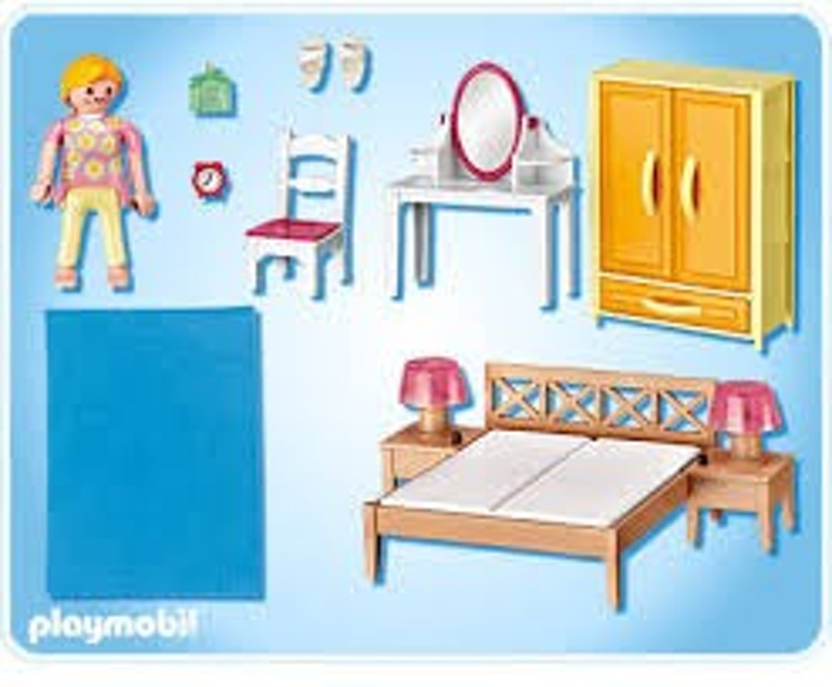 Playmobil Slaapkamer Van De Ouders 5331.Bol Com Playmobil Slaapkamer Van De Ouders 5331 Playmobil