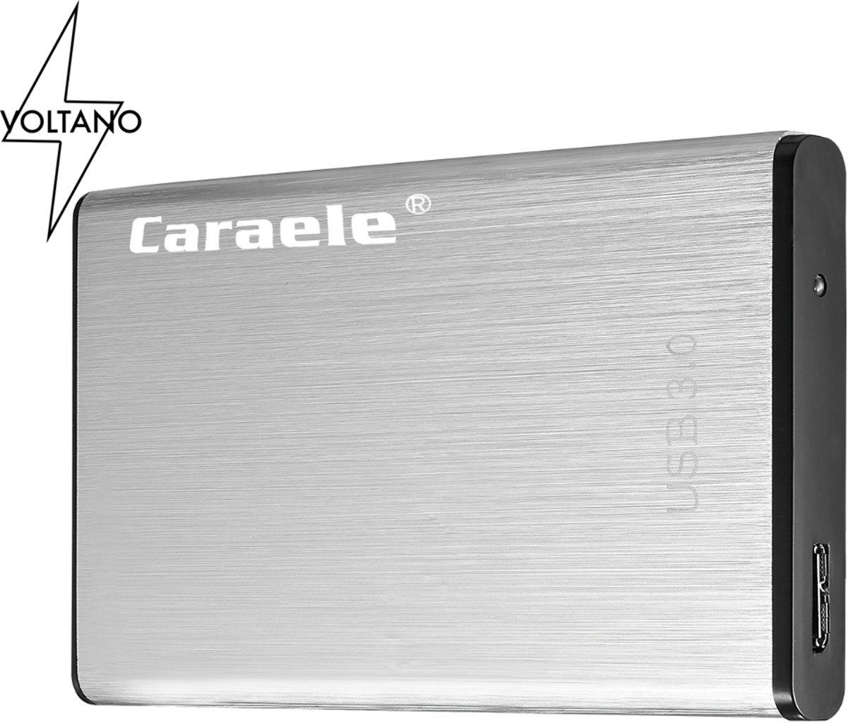 Voltano Compacte Portable Externe Harde Schijf 500GB MAC Grijs kopen