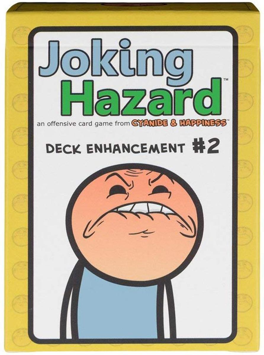 Joking Hazard: Deck Enhancement #2 Uitbreiding kopen