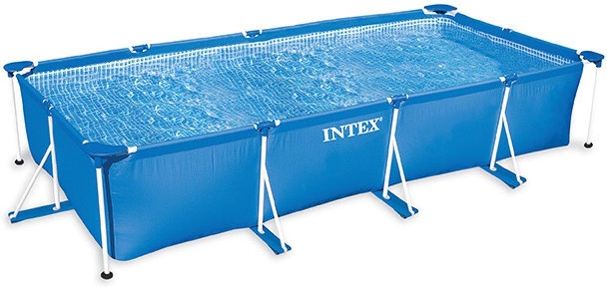 Intex frame zwembad 450x220xH84 cm