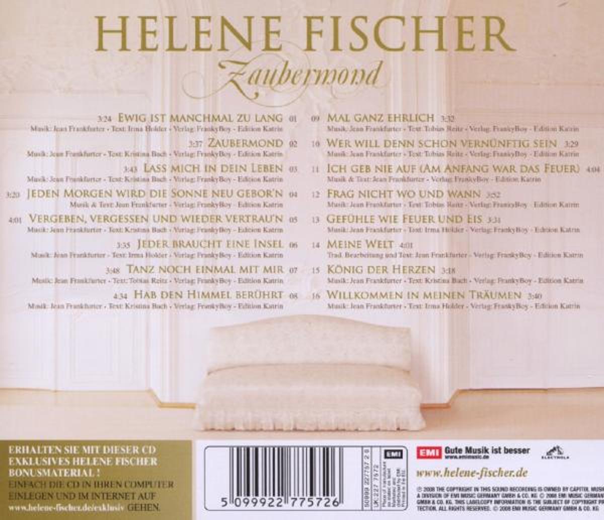 helene fischer zaubermond album