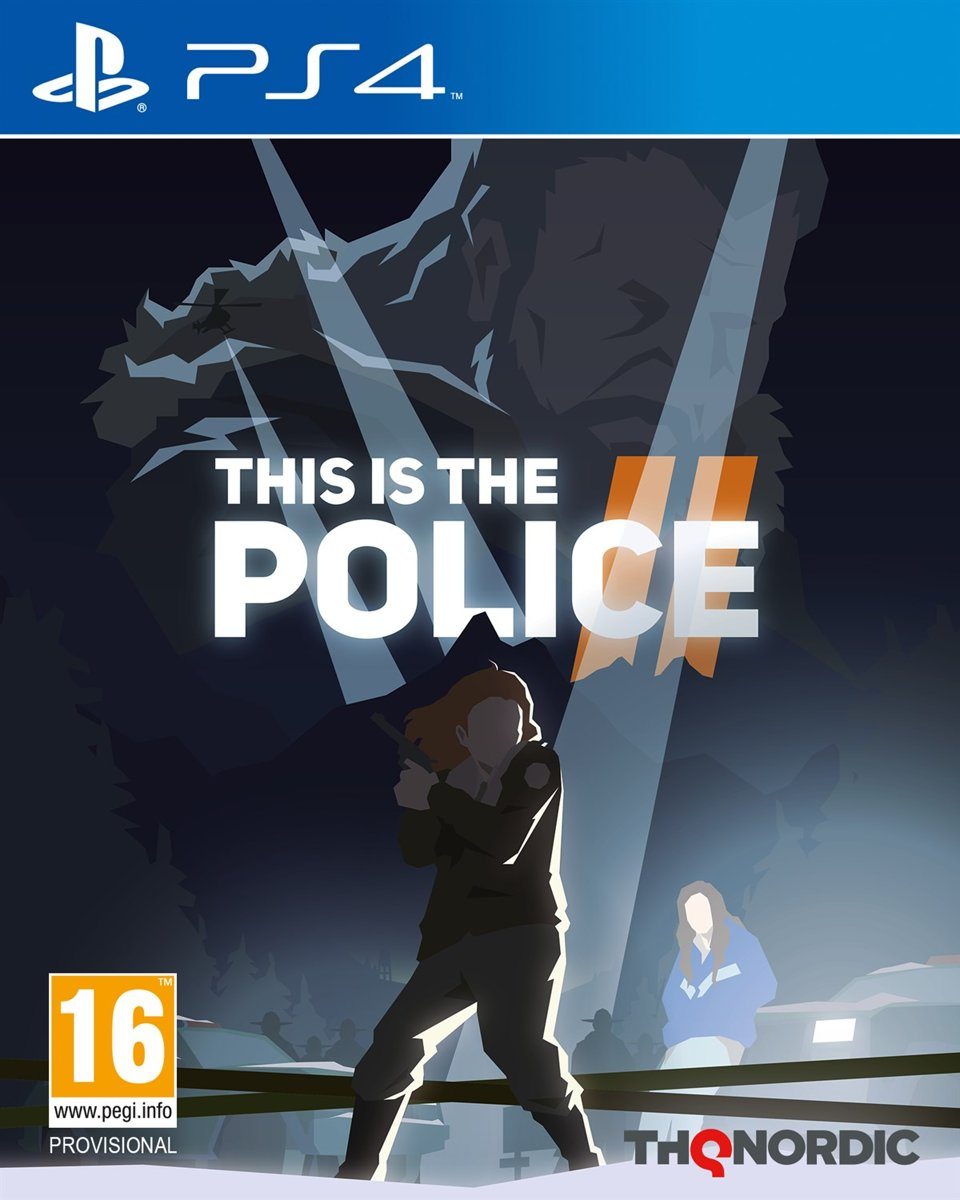 This is the Police 2 PlayStation 4