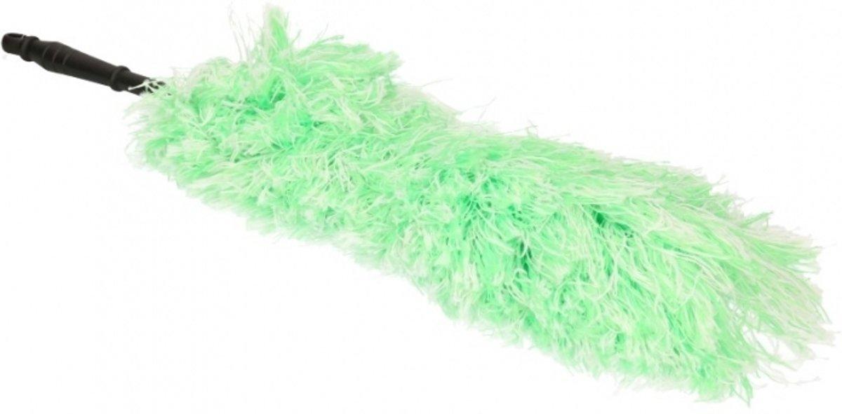 Microvezel plumeau groen 60 cm kopen