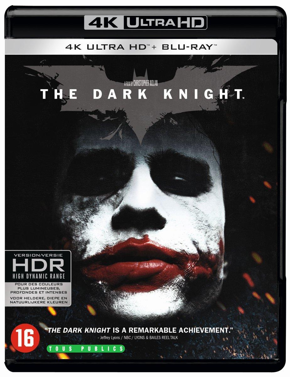 The Dark Knight (4K Ultra HD Blu-ray)-