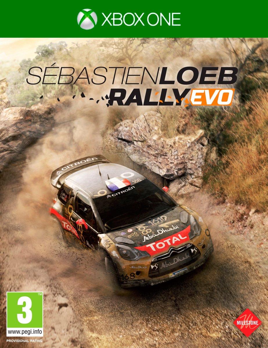 Sebastien Loeb Rally Evo Xbox One