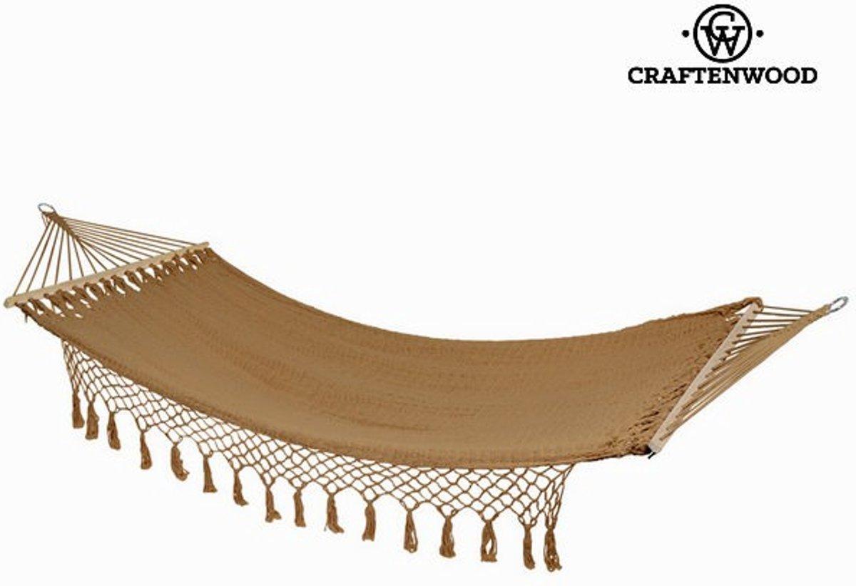 Hangmat bruin by Craften Wood