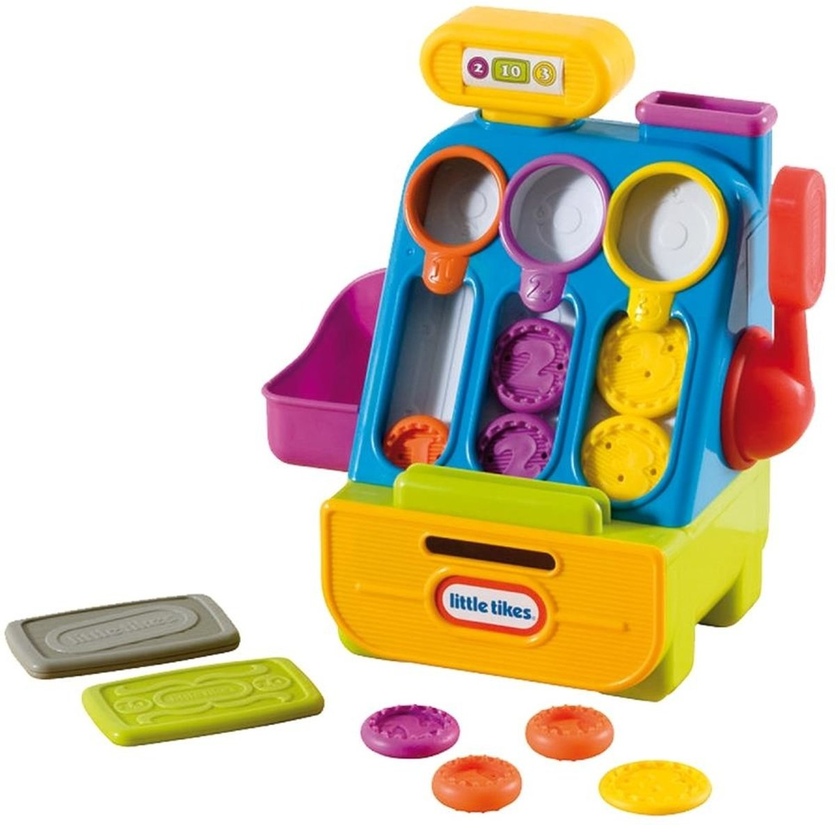 Little Tikes Count&Play Kassa