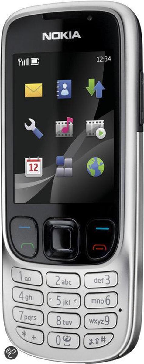 Nokia 6303i - Steel kopen