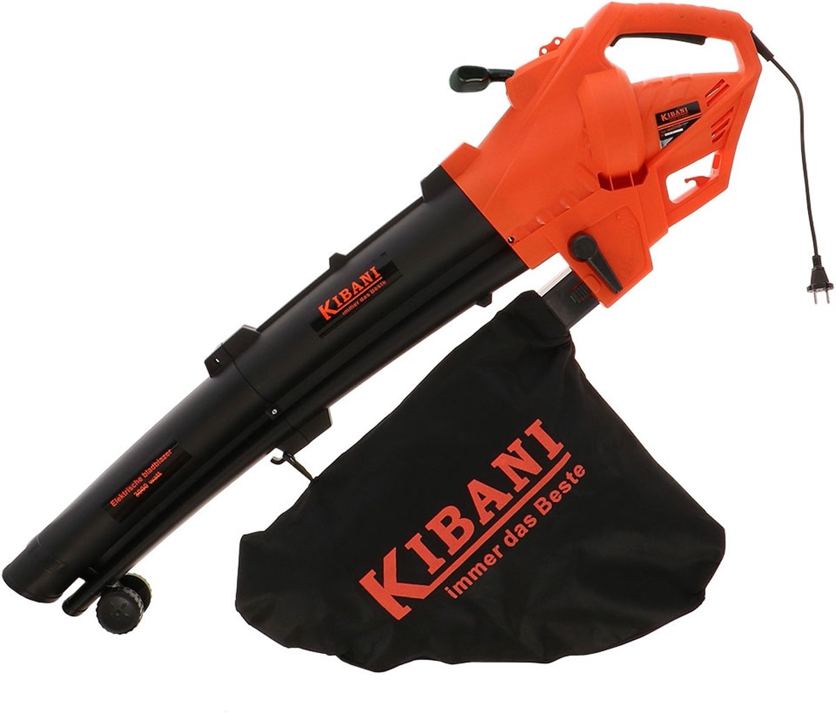 Kibani elektrische bladblazer 3000 watt