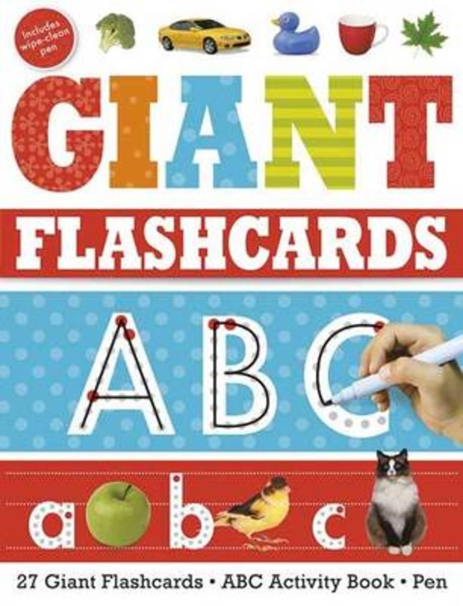 Giant Flashcards Abc Make Believe Ideas 9781783934102 Flashcard Animals Boeken